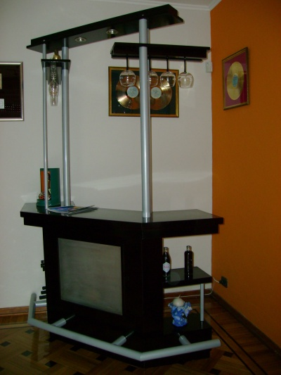Mueble A Medida Mueble Tipo Bar Tipo Residencial